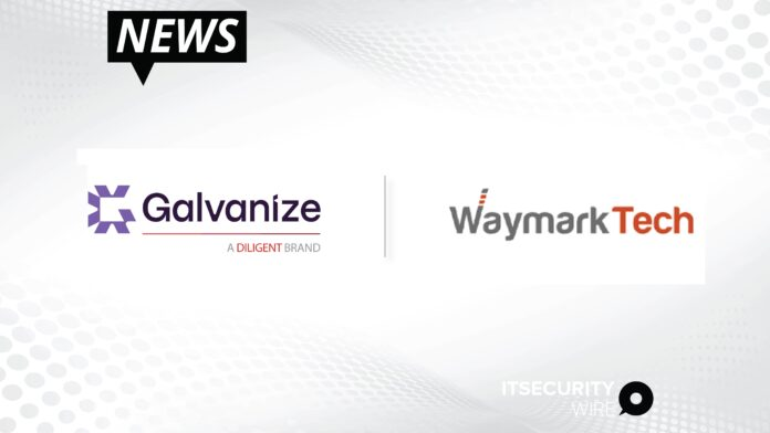 Galvanize and Waymark Tech Partner to Modernize GRC Programs with Automated Regulatory Compliance-01