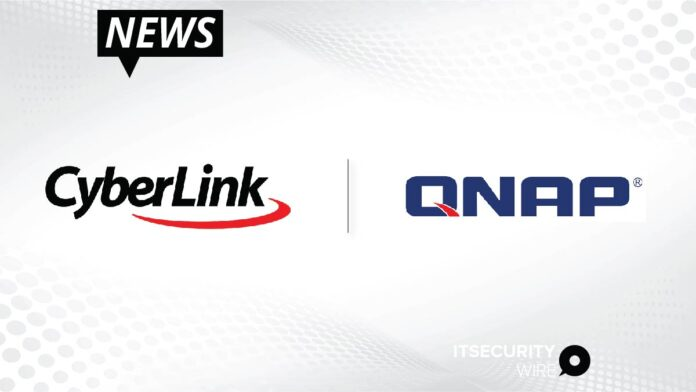 CyberLink Partners with QNAP to Develop a Smart Facial Recognition Solution for Surveillance and Security-01