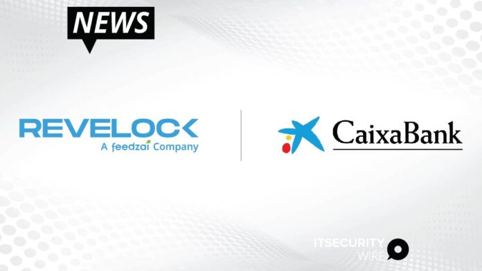 CaixaBank_ together with start-up Revelock_ is developing an Artificial Intelligence solution to reinforce digital security